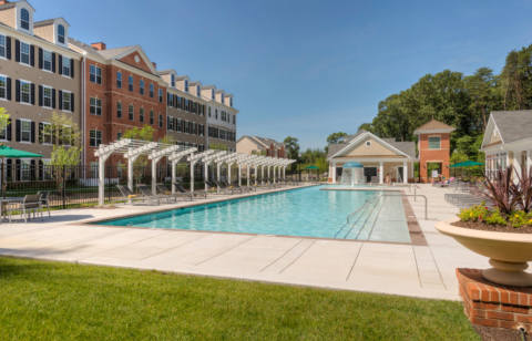 Townhomes at Creekstone Village - Pool