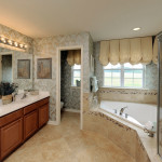 The Elm - Master Bath