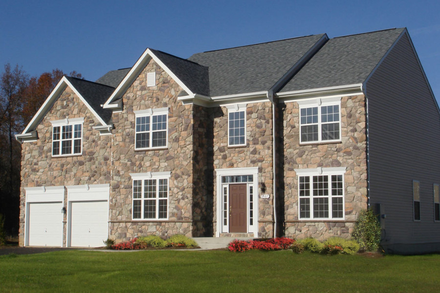 Stone Oak Elevation : Home photo gallery maryland delaware new homes