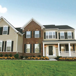 colonial two story home in sections – abundance of windows & wrap around front porch