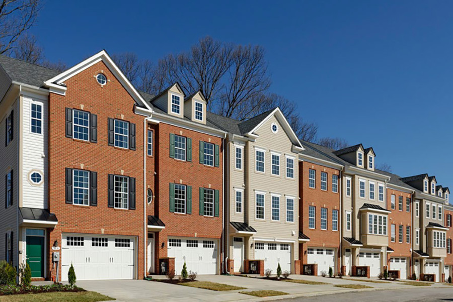 Pasadena Md New Townhomes Creekstone Village Community
