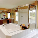 The White Oak II - Owner's Bath