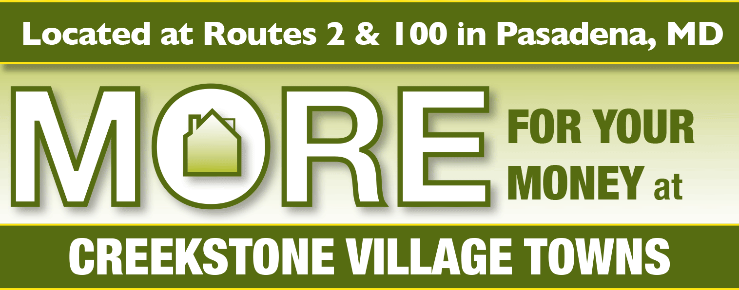 More for your money at Creekstone Village Towns