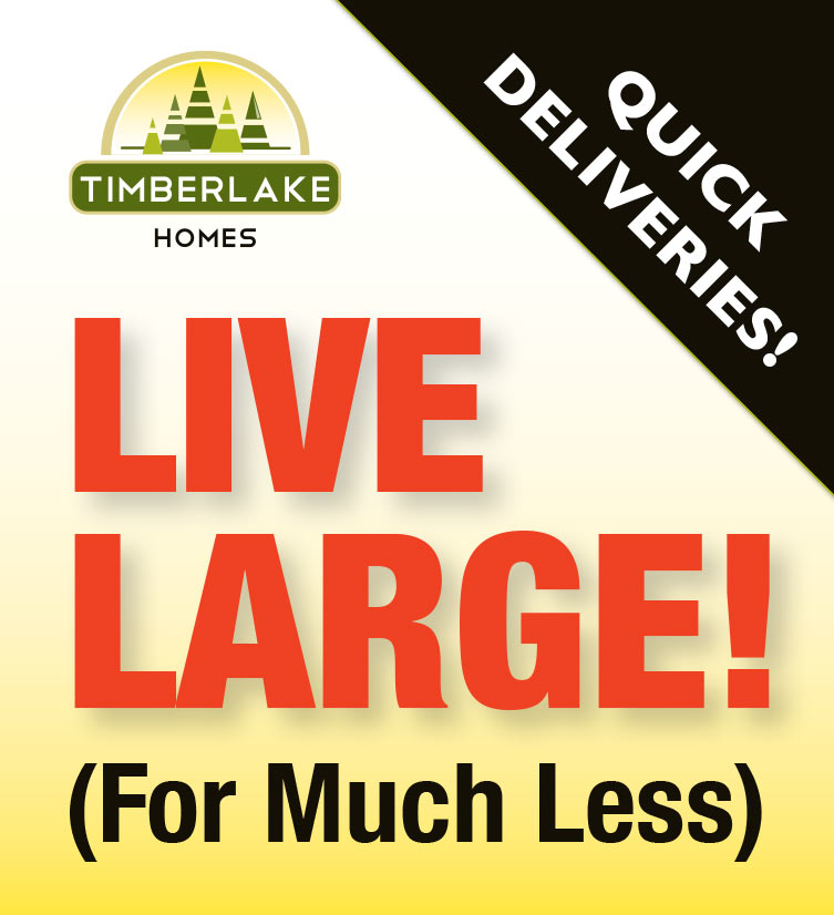 Live Large! (For Much Less)