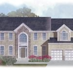 White_Oak_II_Elevation_C_w_Partial_Stone_Front