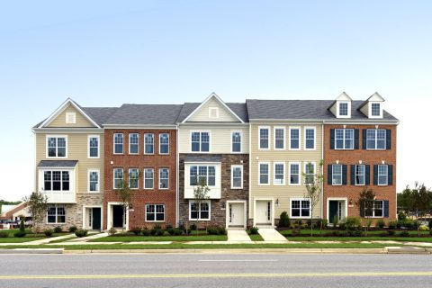 Photo of Foxglove and Redwood Townhomes