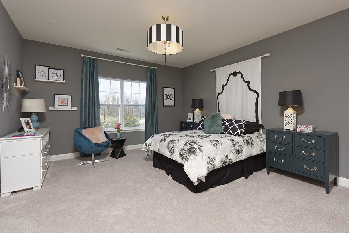 Hawthorne Model By Timberlake Homes In Maryland