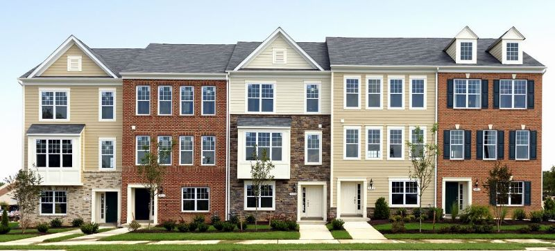 Wood Glen townhomes